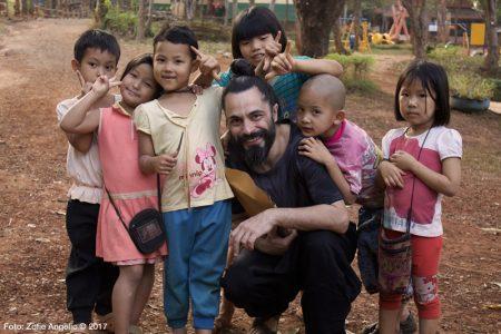 Wokshops School for Life Chiang Mai (Thailand)