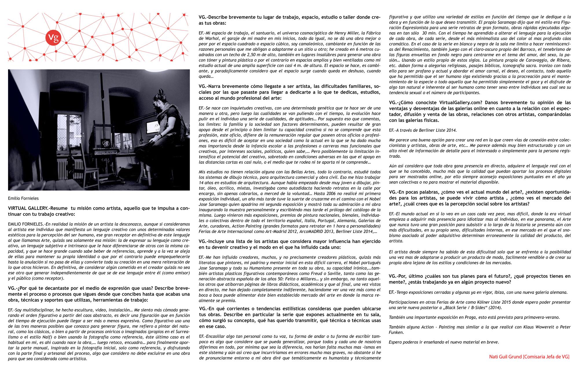 Entrevista VG-ESP